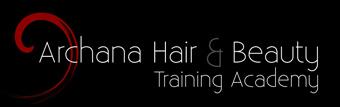 Archana logo on white
